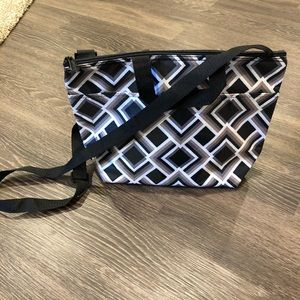 Thirty-one cross body thermal lunch bag! Deco diam